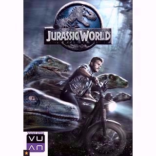 Jurassic World HD iTunes / MA port - Instant Delivery!