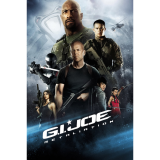 G.I. Joe: Retaliation HDX UV / Vudu / iTunes