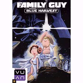 Family Guy: Blue Harvest XML iTunes / MA port *Requires XML workaround/disc* - Instant Delivery!