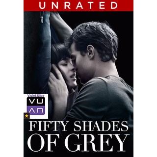 Fifty Shades of Grey (Unrated) HD iTunes / MA - Instant Delivery!