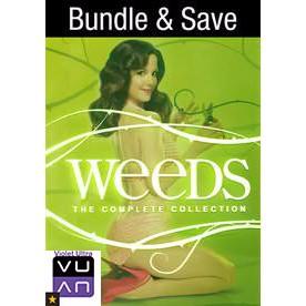 Weeds: The Complete Collection (Bundle) HDX UV / Vudu