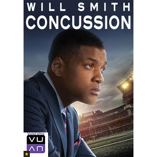 Concussion SD UltraViolet / MoviesAnywhere - Instant Delivery!