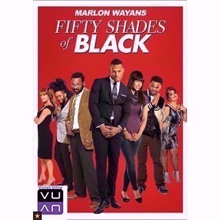 Fifty Shades of Black HD iTunes / MA port - Instant Delivery!