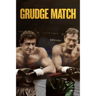 Grudge Match HDX Vudu / MA - Instant Delivery!