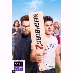 Neighbors 2 HD iTunes - Instant Delivery