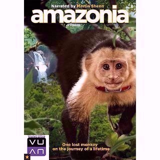 Amazonia SD Vudu  - Instant Delivery!