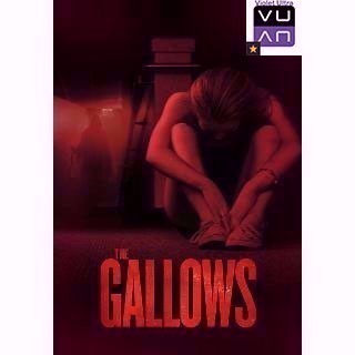 The Gallows HD MA / UV - Instant Delivery!