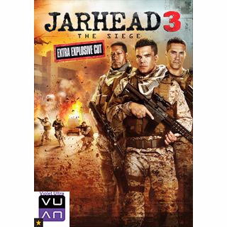 Jarhead 3: The Siege (Unrated) HDX UV / MA - Instant Delivery!