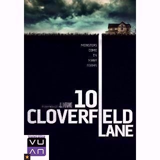 10 Cloverfield Lane HD MoviesAnywhere / UV - Instant Delivery!