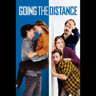 Going the Distance iTunes *Requires XML/DCD*
