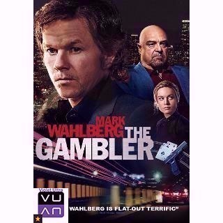 The Gambler High Definition iTunes / MA - Instant Delivery!