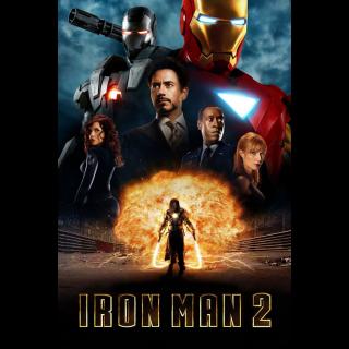 Iron Man 2 iTunes *Requires XML/DCD*