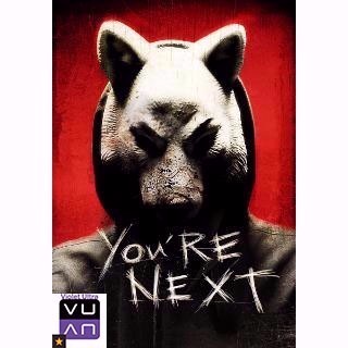 You're Next HDX UltraViolet - Instant Delivery!