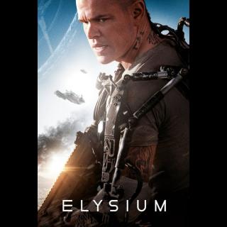 Elysium HDX UV / Vudu / MA