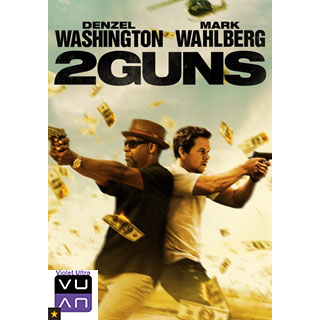 2 Guns HD iTunes / MA - Instant Delivery!