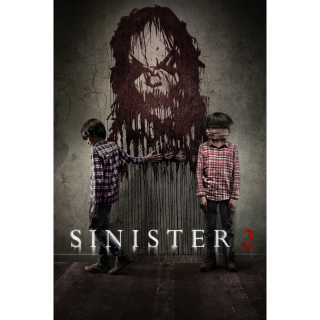 Sinister 2 HDX UV / MA / iTunes / Vudu