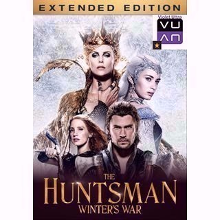 The Huntsman: Winter's War - Extended Edition HDX Vudu / MA port - Instant Delivery!
