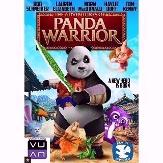 The Adventures of Panda Warrior UltraViolet - Instant Delivery!