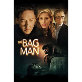 The Bag Man HD iTunes / MA port - Instant Delivery!