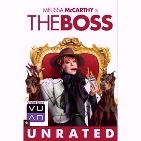 The Boss HD iTunes / MA - Instant Delivery!