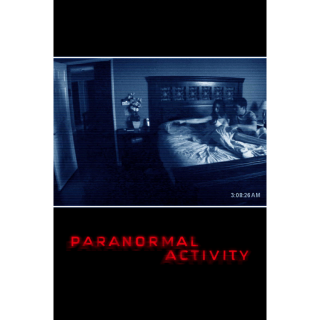 Paranormal Activity iTunes