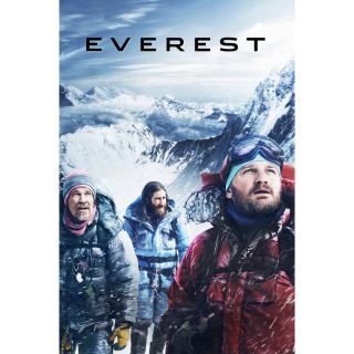 Everest HDX UV or iTunes or MA