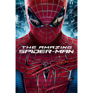 The Amazing Spider-Man SD MA / Vudu - Instant Delivery!