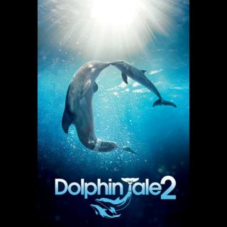Dolphin Tale 2 HDX UV / Vudu / MoviesAnywhere