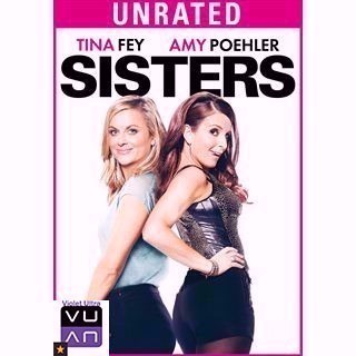 Sisters (Unrated) HD iTunes / MA port - Instant Delivery!
