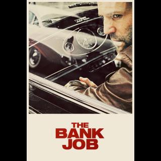 The Bank Job iTunes *Requires XML/DCD*