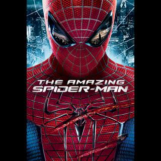 The Amazing Spider-Man SD UV / MA / Vudu