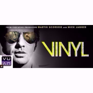 Vinyl The Complete First Season HD iTunes / MA port - Instant Delivery!
