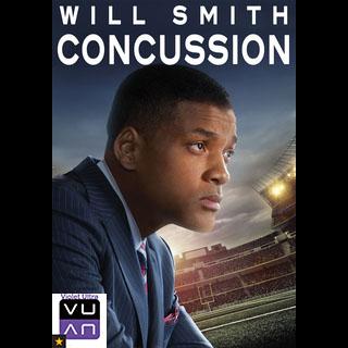 Concussion HDX UV / MA - Instant Delivery!