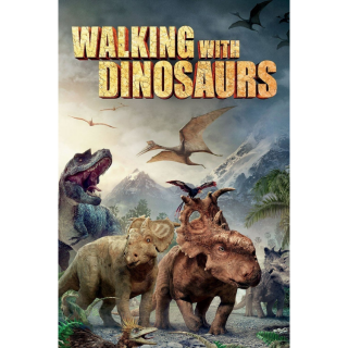 Walking with Dinosaurs XML iTunes / MA port - Instant Delivery!