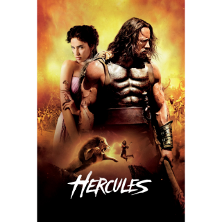 Hercules HD iTunes / MA