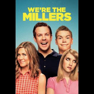 We're the Millers HDX UV / Vudu / MA
