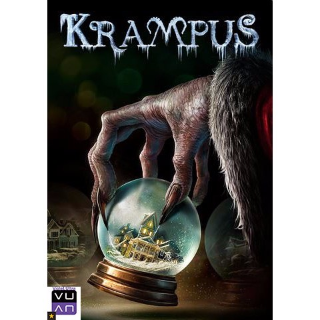 Krampus HD iTunes / MA port - Instant Delivery!
