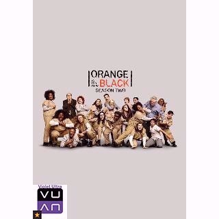 Orange is the New Black Season 2 (13 Episodes) HD MA / Vudu - Instant Delivery!