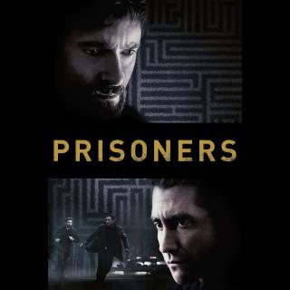 Prisoners HDX UV / Vudu / MA