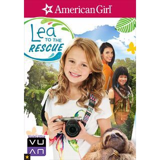 American Girl: Lea to the Rescue HDX Vudu - Instant Delivery!