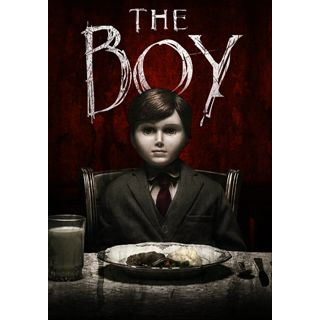 The Boy HD iTunes / MA - Instant Delivery!