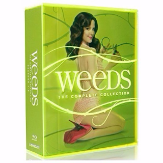 Weeds: The Complete Collection Brand New/Sealed (Blu-ray + UltraViolet Digital Copy)