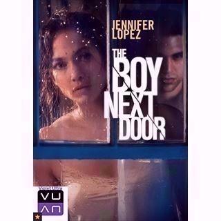 The Boy Next Door HD iTunes - Instant Delivery!