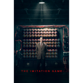 The Imitation Game HD Vudu / MA port - Instant Delivery!