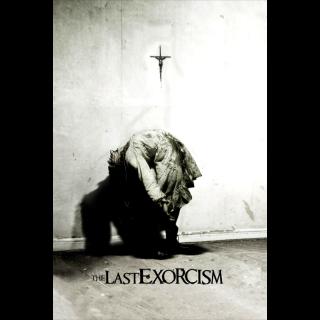 The Last Exorcism iTunes / MA