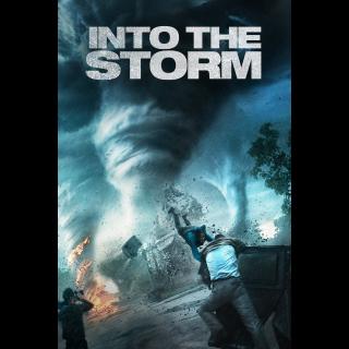 Into the Storm HDX UV / MA / Vudu