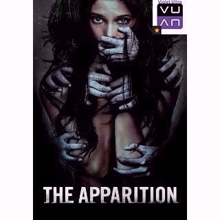 The Apparition HDX UltraViolet - Instant Delivery!