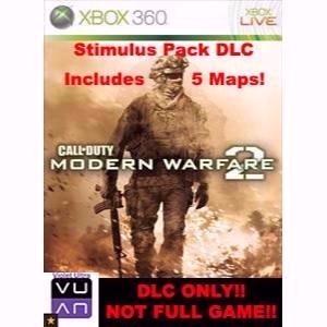 Call of Duty Modern Warfare 2 Stimulus Package DLC w/ 5 Maps! (Xbox 360) (40% OFF!)