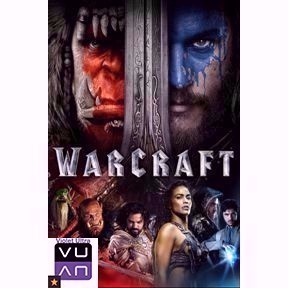 Warcraft HDX Vudu / iTunes / MA port - Instant Delivery!