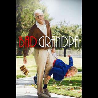 Bad Grandpa HDX Vudu - Instant Delivery!